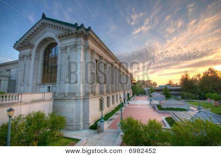 Berkeley Campus Library