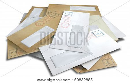 Scattered Envelopes