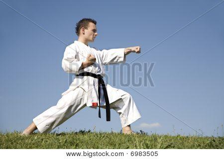 world champion - karate - kata - training