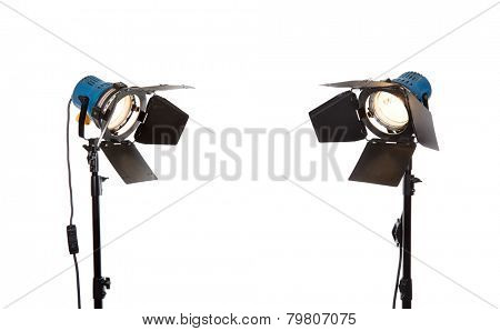 Photo studio lighting equipment