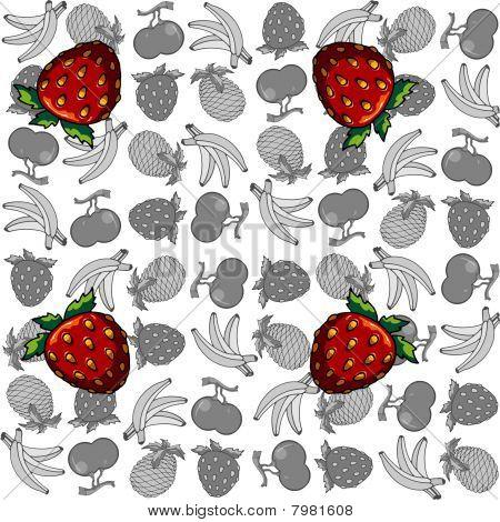 Pattern fruit design