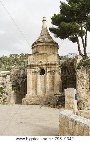 Yad Avshalom (tomb Of Absalom)