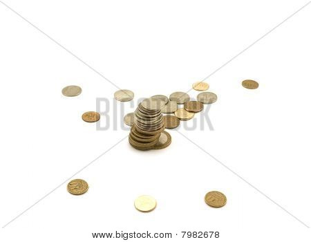 Hill Of Coins.