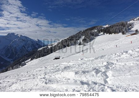 Ski area in Tyrol