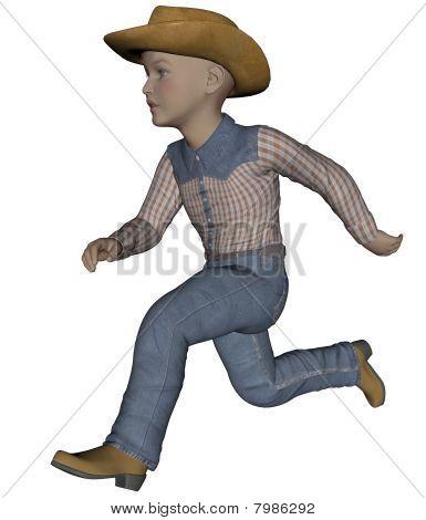 Young Cowpoke