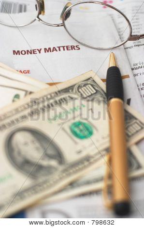 Money Market analysis
