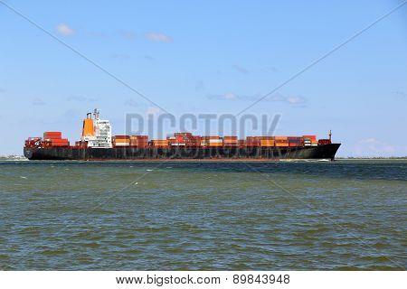 Super Cargo Ship