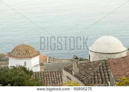 Byzantine Church Domes