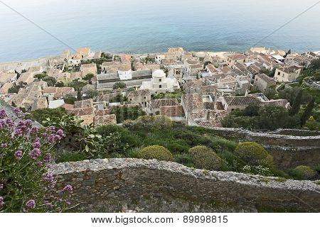 Greek Castle-town