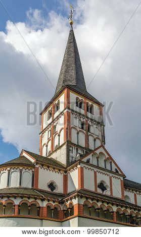 Doppelkirche Schwarzrheindorf, Bonn, Germany