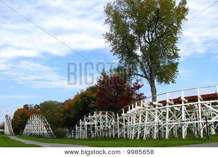 Autumn Roller Coaster