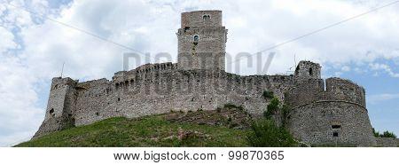 Rocca Maggiore In Assisi