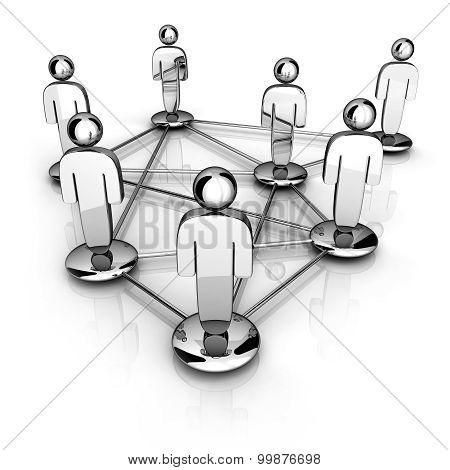 Social Network Around