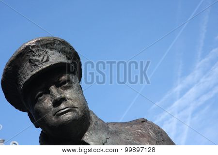 Winston Churchill in Paris