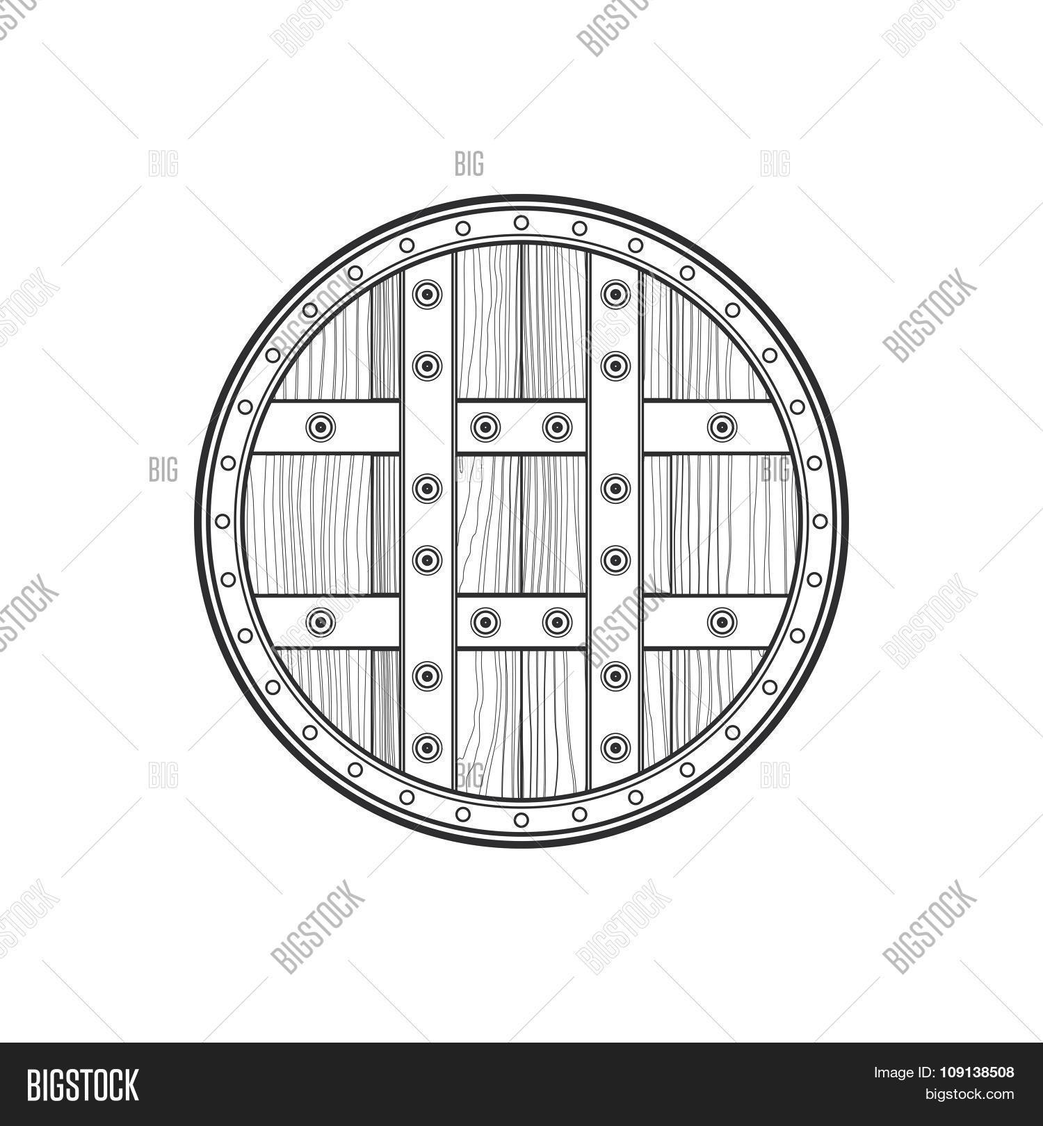Outline Medieval Vector & Photo (Free Trial) | Bigstock