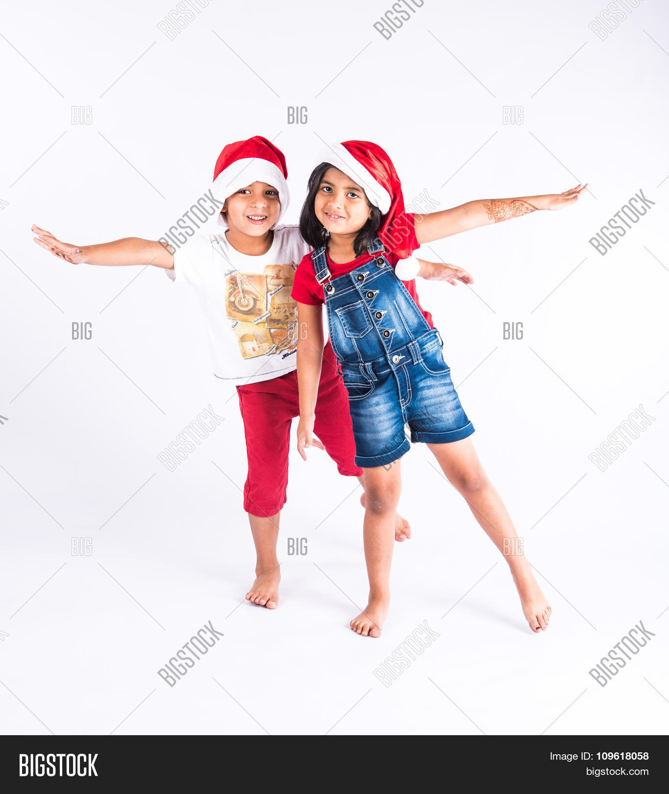 Indian Small Kids Image & Photo (Free Trial) | Bigstock