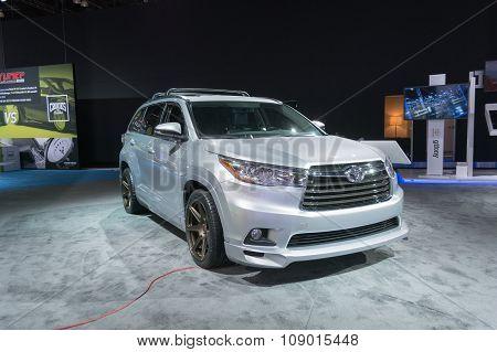 Toyota Highlander Trd