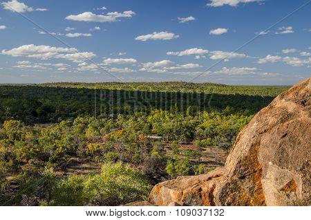Undara Volcanic National Park, Queensland, Australia