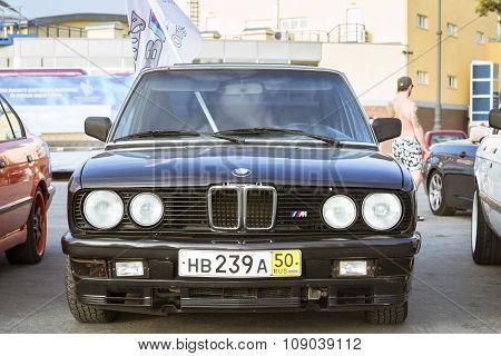 Old-car Bmw 3-series M3