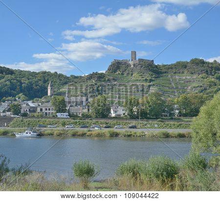 Kobern-Gondorf,Mosel Valley,Germany