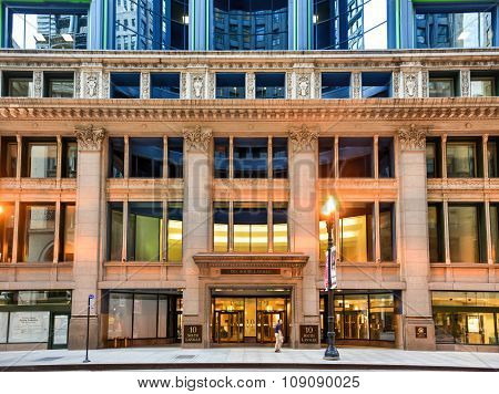 10 South Lasalle Building - Chicago