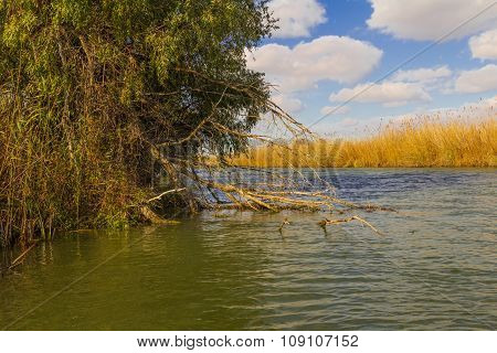 Astrakhan River Expanses