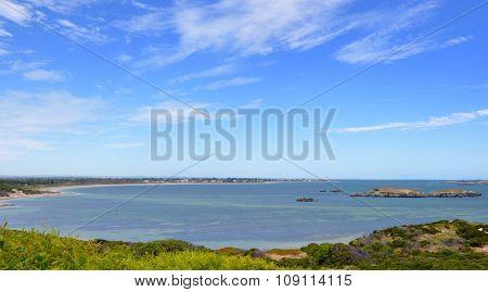Ocean View at Cape Peron: Australia