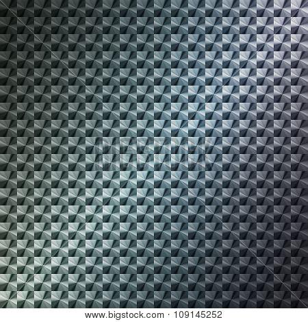 Black Colored Hologram Sticker