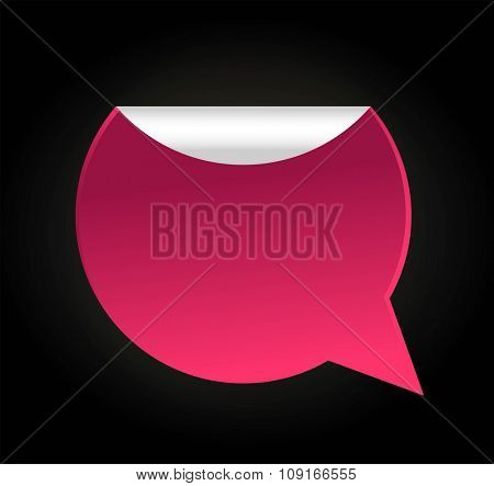 Bubble quote comma symbol badge vector. Sale quote banner badge. Quote bubble. Vector tag label vector. Price sale blank, offer. Sale tag, sale badge quote, speak, tag, commas Business quote