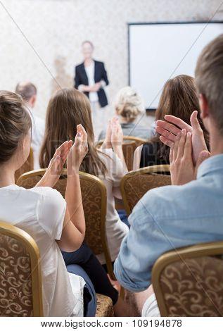Acclaiming Public Speaker