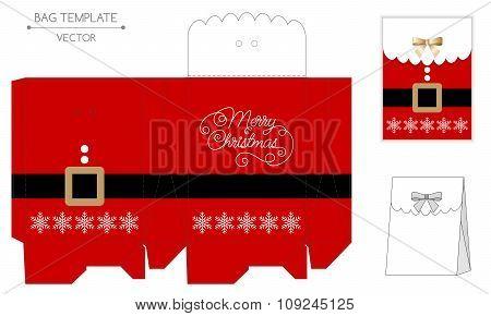 Christmas Bag Design