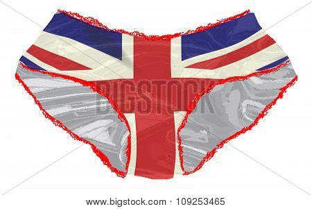 Union Jack Knickers