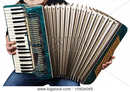 Music Instrument Accordion