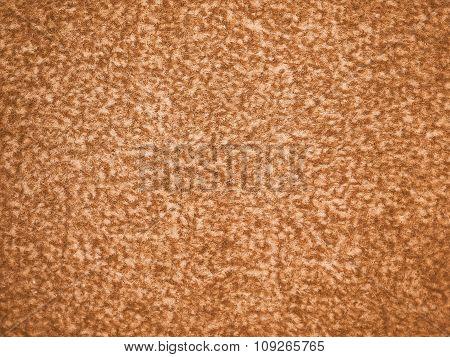 Retro Looking Fabric Carpet