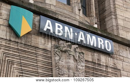 Abn Amro Bank  In The Hague