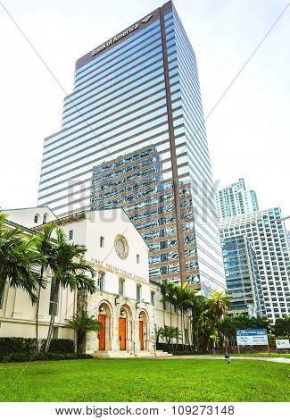 First Presbyterian Church Of Miami