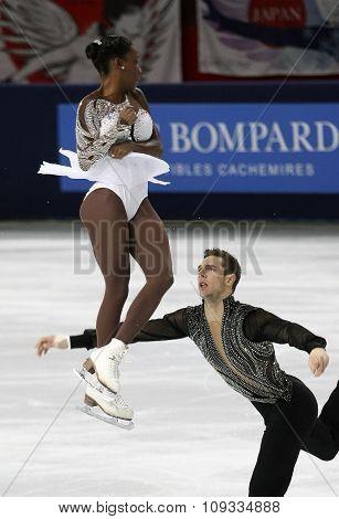 Vanessa James / Morgan Cipres (fra)