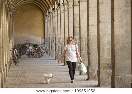 Dog Walking Lucca