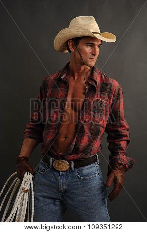 hot sexy cowboy