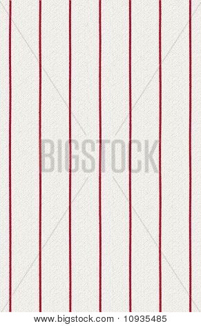 Red Pinstripes