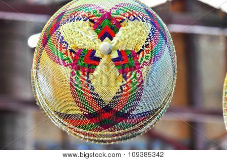 The Thai basketry