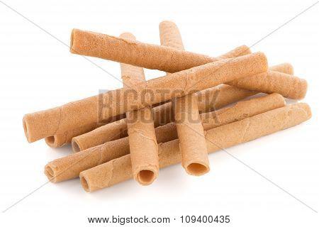Waffer Rolls