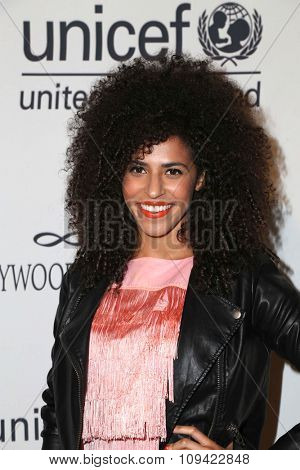 LOS ANGELES - OCT 30:  Gavin Turek at the 2nd Annual UNICEF Masquerade Ball at the Hollywood Forever on October 30, 2014 in Los Angeles, CA