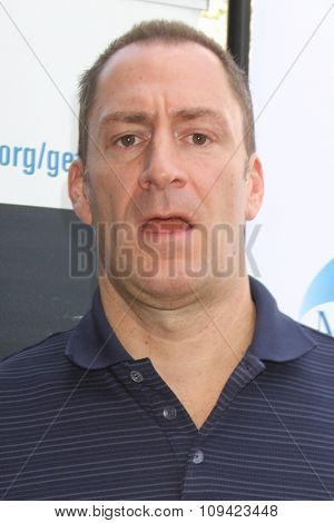 LOS ANGELES - NOV 10:  Ben Bailey at the Third Annual Celebrity Golf Classic to Benefit Melanoma Research Foundation at the Lakeside Golf Club on November 10, 2014 in Burbank, CA