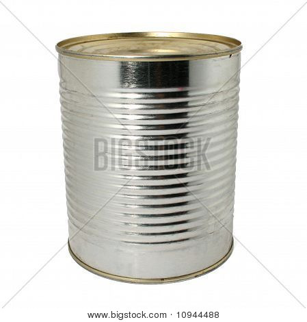 Isolated Can