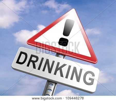 stop drinking alcohol no alcoholism or drunk driving addict alcoholic to rehabilitation, or rehab