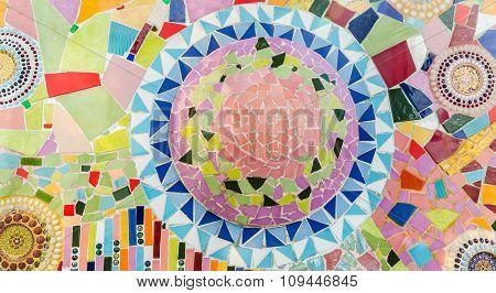Art Mosaic Glass