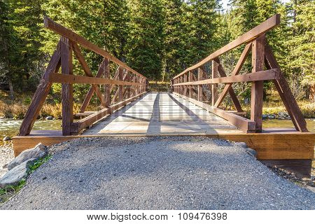 Hyalite Creek Bridge