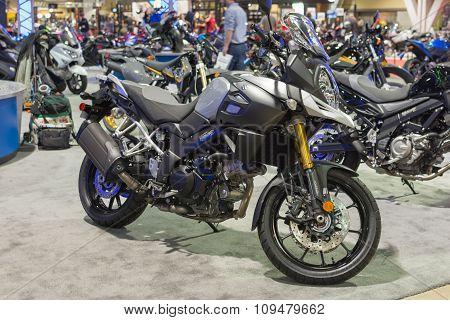 Suzuki V-strom 1000 Abs Adventure