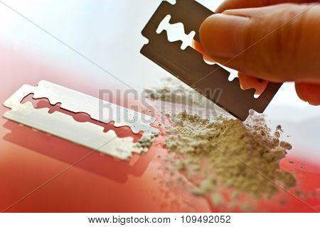 Narcotics Abuse - Cocaine Drug Use